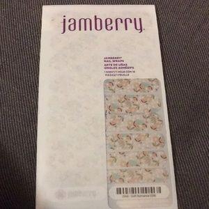 Jamberry Nail Wraps Soft Romance